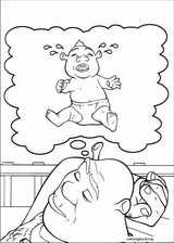 Shrek The Third coloring page (014)