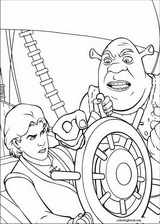Shrek The Third coloring page (017)