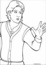 Shrek The Third coloring page (019)