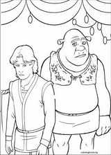 Shrek The Third coloring page (023)