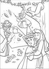 Sleeping Beauty coloring page (001)