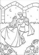 Sleeping Beauty coloring page (003)