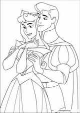 Sleeping Beauty coloring page (005)