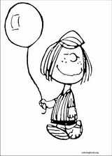 Snoopy coloring page (022)