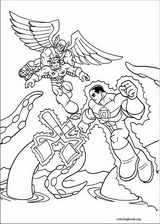 Super Friends coloring page (005)