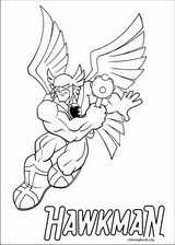 Super Friends coloring page (012)