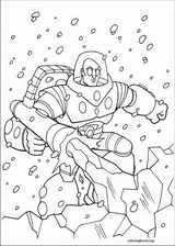 Super Friends coloring page (019)