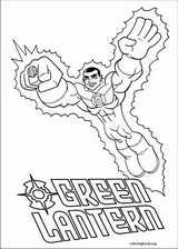 Super Friends coloring page (021)
