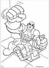 Super Friends coloring page (023)