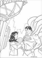 Superman coloring page (004)