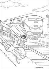 Superman coloring page (005)