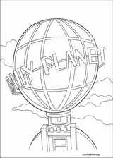 Superman coloring page (013)