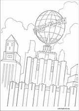 Superman coloring page (018)