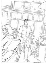 Superman coloring page (031)