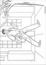 Superman coloring page (039)