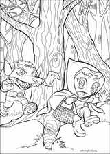 Teen Titans coloring page (004)