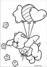 The Care Bears coloring page (002)