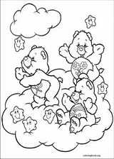 The Care Bears coloring page (004)