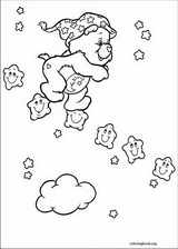 The Care Bears coloring page (005)