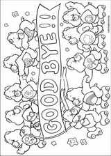 The Care Bears coloring page (007)