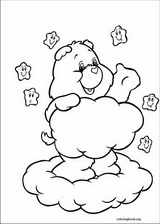 The Care Bears coloring page (008)