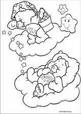 The Care Bears coloring page (009)