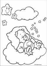 The Care Bears coloring page (010)