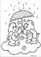 The Care Bears coloring page (011)