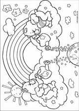 The Care Bears coloring page (013)