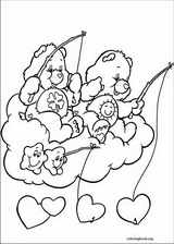 The Care Bears coloring page (014)