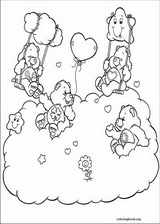 The Care Bears coloring page (015)