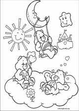 The Care Bears coloring page (016)