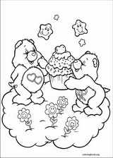 The Care Bears coloring page (017)
