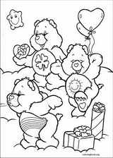 The Care Bears coloring page (018)