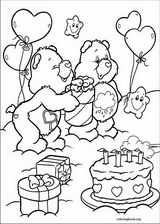 The Care Bears coloring page (019)