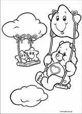 The Care Bears coloring page (020)