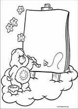 The Care Bears coloring page (022)