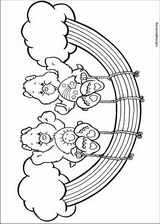 The Care Bears coloring page (023)