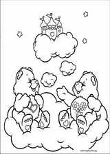 The Care Bears coloring page (024)