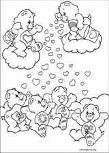 The Care Bears coloring page (025)