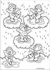 The Care Bears coloring page (028)