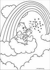 The Care Bears coloring page (029)