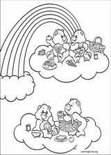 The Care Bears coloring page (031)