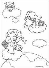 The Care Bears coloring page (032)