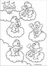 The Care Bears coloring page (034)
