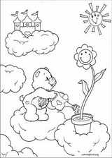 The Care Bears coloring page (035)