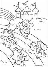 The Care Bears coloring page (036)
