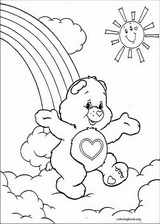 The Care Bears coloring page (038)