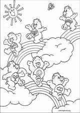 The Care Bears coloring page (039)
