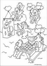 The Care Bears coloring page (040)